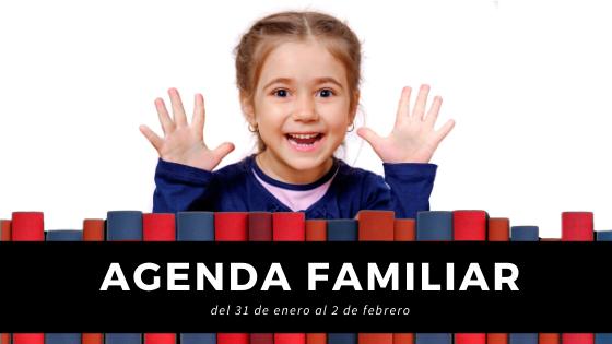 AGENDA FAMILIAR 31-2 FEBRERO DE 2020