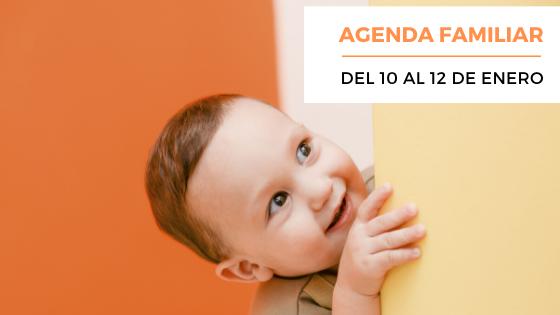 AGENDA FAMILIAR 10-12 ENERO DE 2020