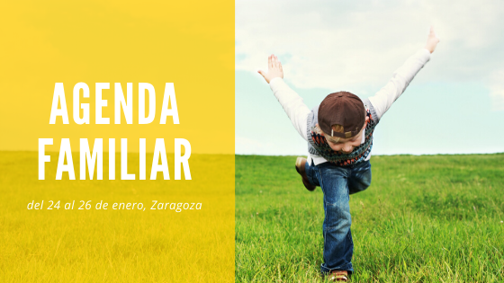 AGENDA FAMILIAR 24-26 ENERO DE 2020