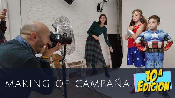 MAKING OF CAMPAÑA X EDICIÓN MENUDA FERIA