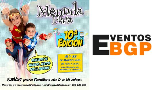 EXPOSITORES 10ª EDICIÓN MENUDA FERIA. EVENTOS BGP