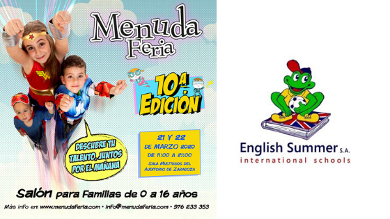 EXPOSITORES 10ª EDICIÓN MENUDA FERIA. ENGLISH SUMMER