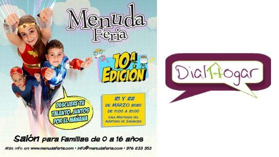 EXPOSITORES 10ª EDICIÓN MENUDA FERIA. DIALHOGAR