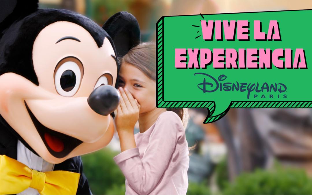Vive la experiencia Disneyland París 2020