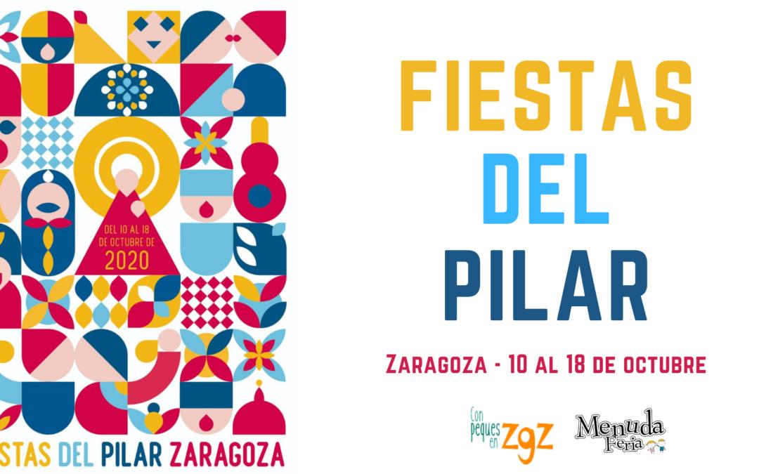 AGENDA FAMILIAR FIESTAS DEL PILAR 2020