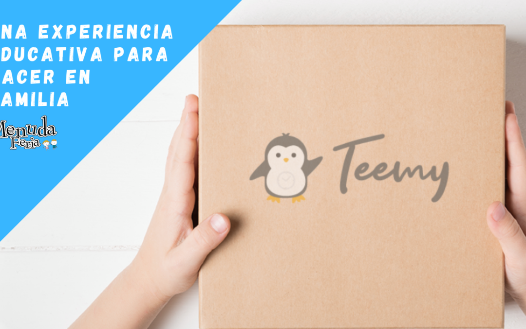 Teemy Box, la experiencia educativa en familia