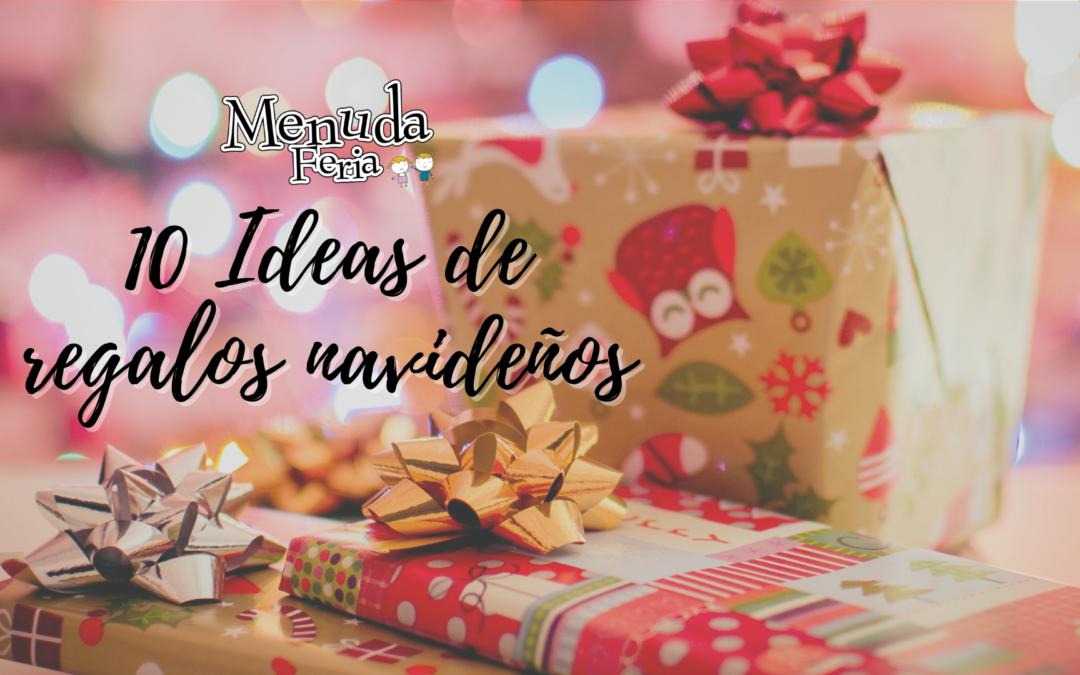 10 ideas de regalos navideños