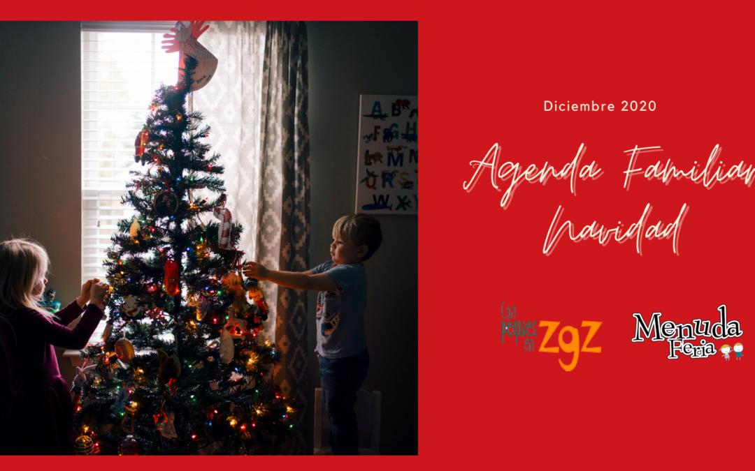 AGENDA FAMILIAR NAVIDAD 2020 (I)