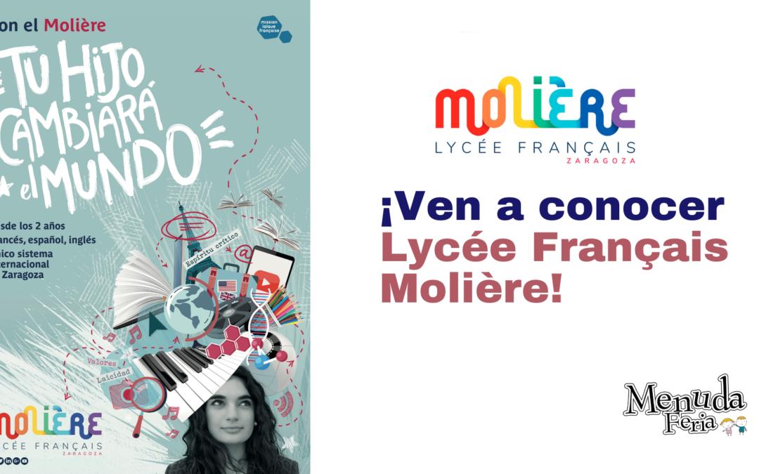 ¡Ven a conocer el Lycée français Molière!