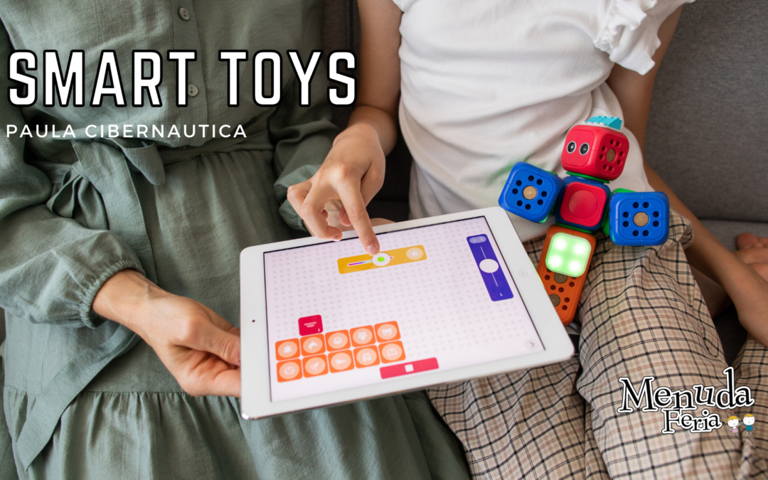 'Smart Toys', juguetes conectados seguros