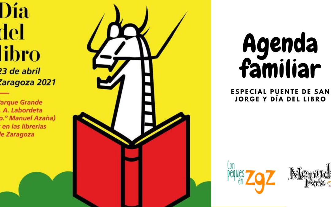 AGENDA FAMILIAR: Especial Día del Libro 2021