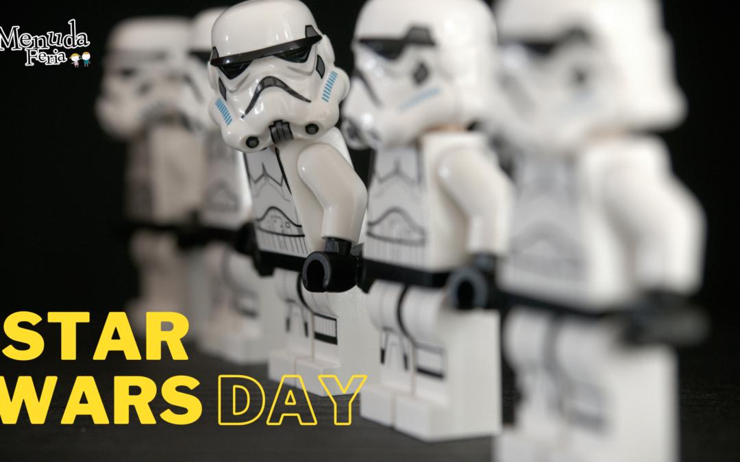 Celebra el Día de Star Wars en familia