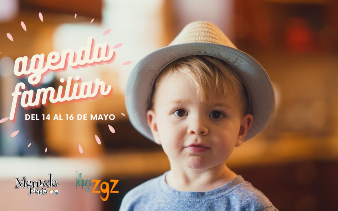 AGENDA FAMILIAR DEL 14 AL 16 DE MAYO