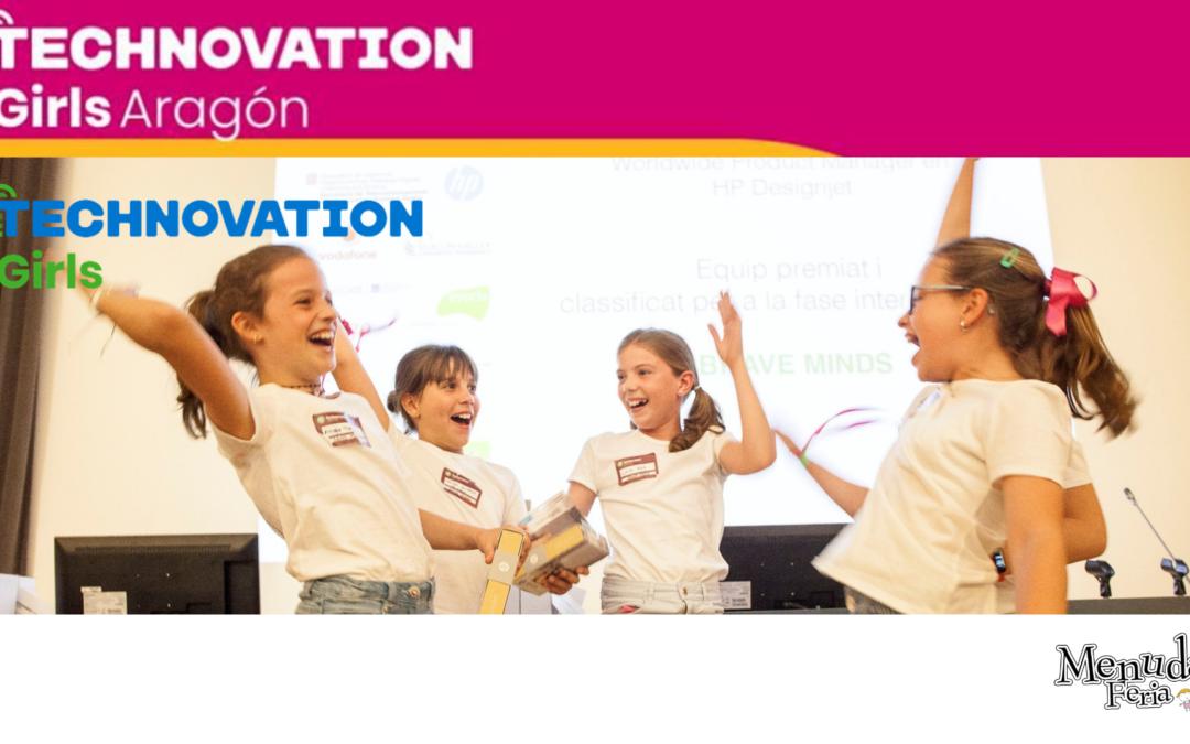 Entrega de premios Technovation Girls Aragón